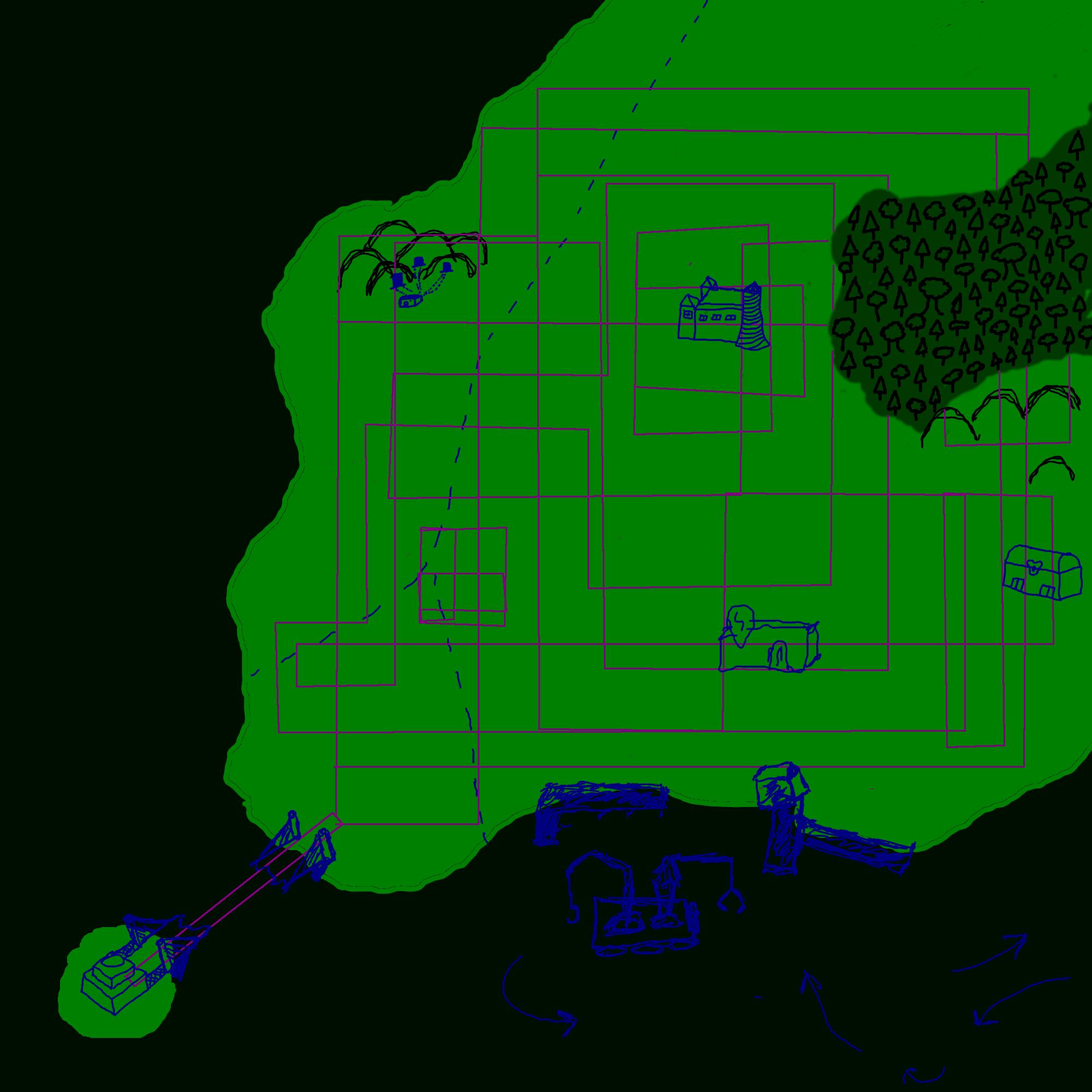 My First Map - Trinity Citytrinity city