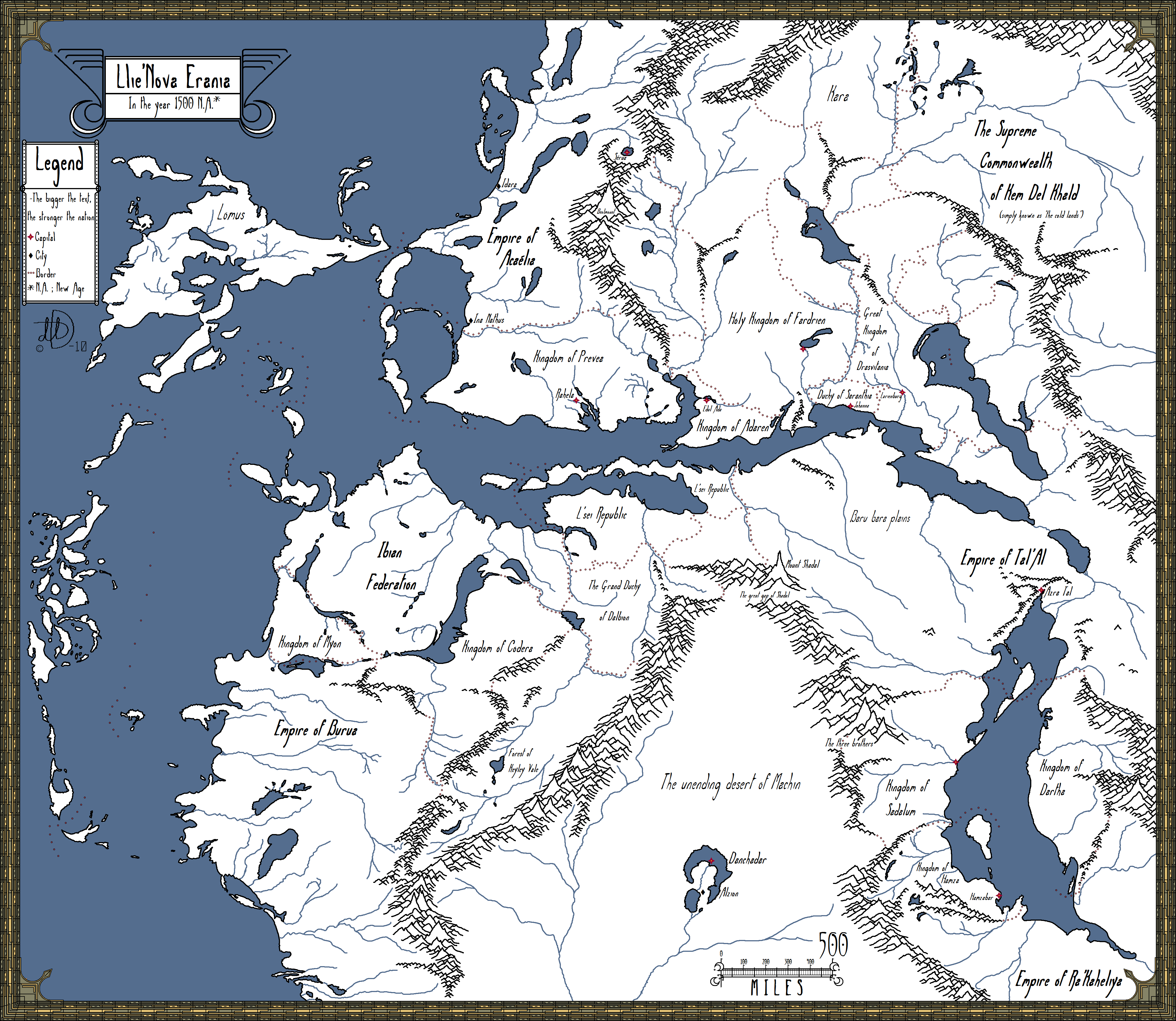 """fantasy mappisch big borders 5""