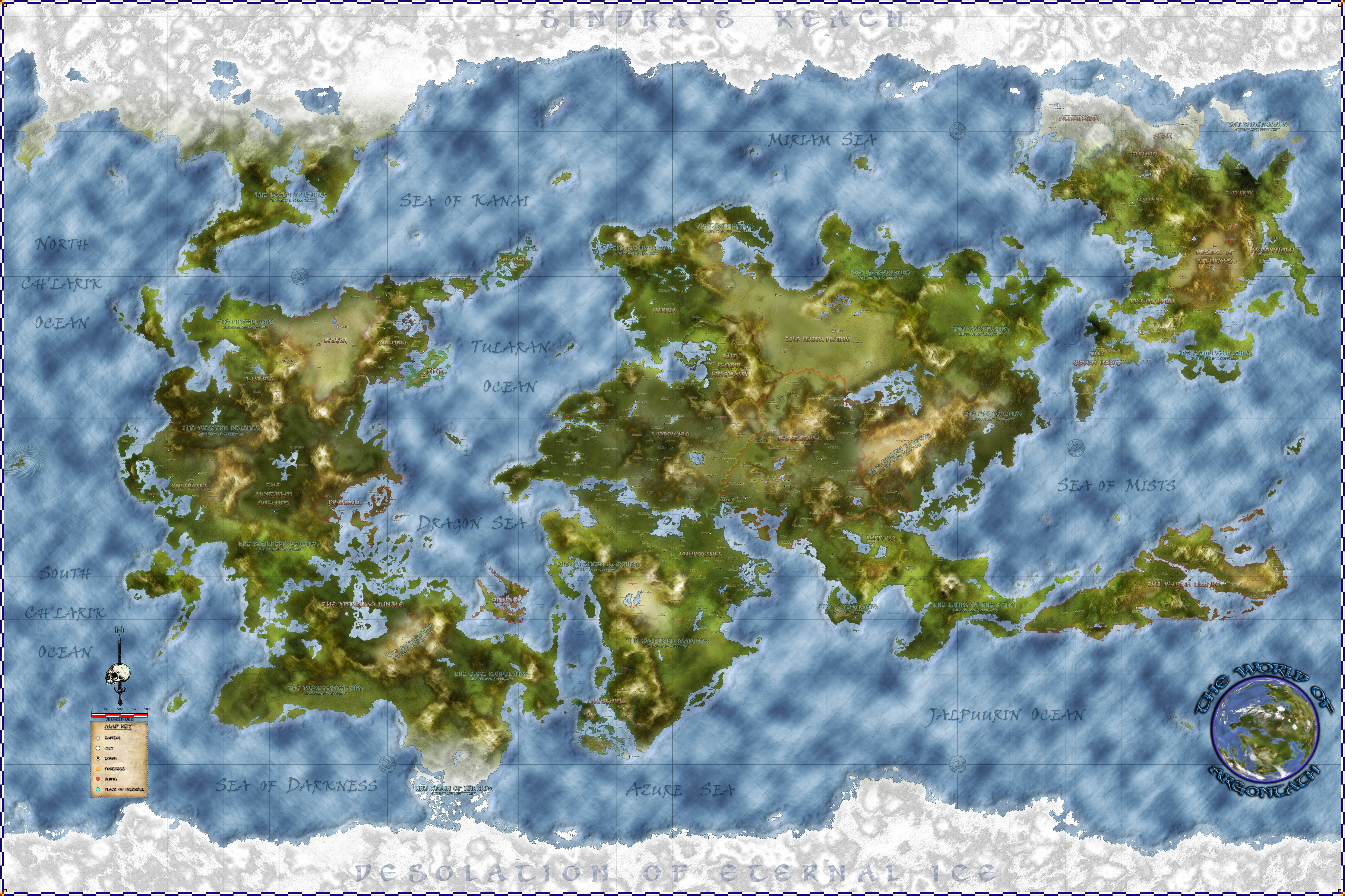 The New World of Argontath (2010)