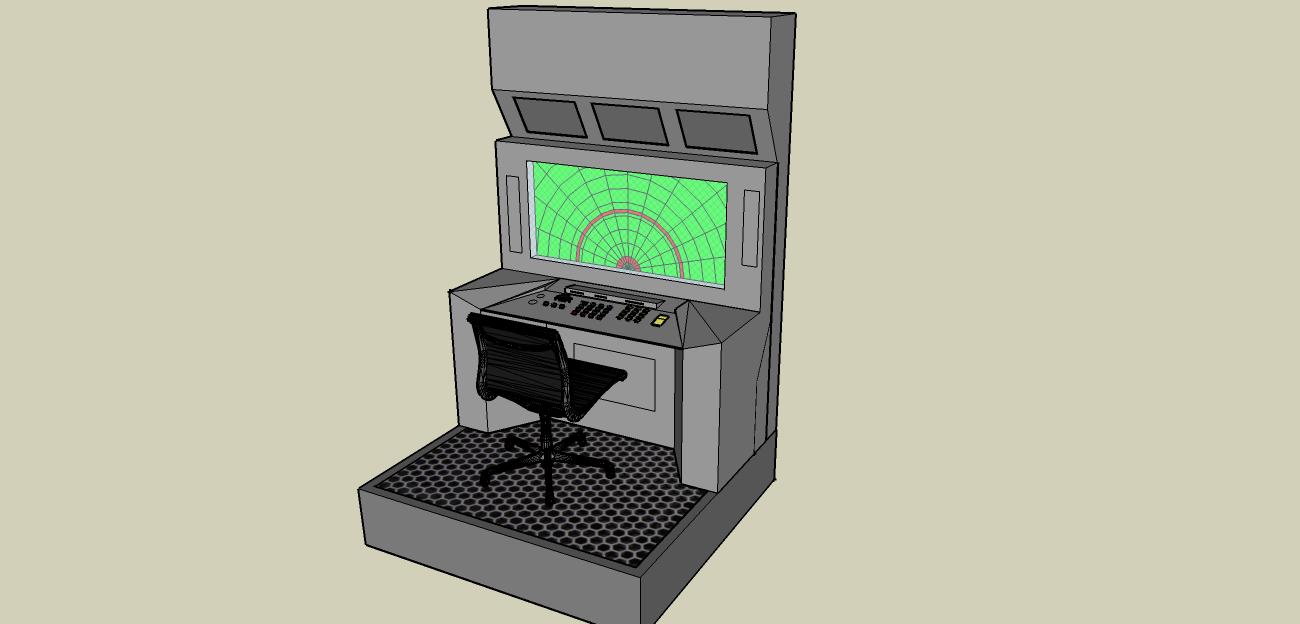 Radar Desk#1