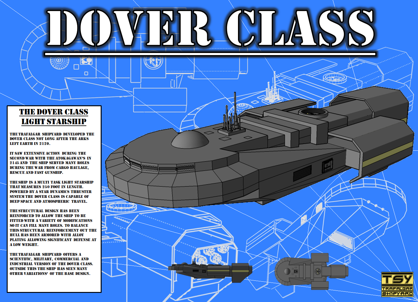 Dover class Poster