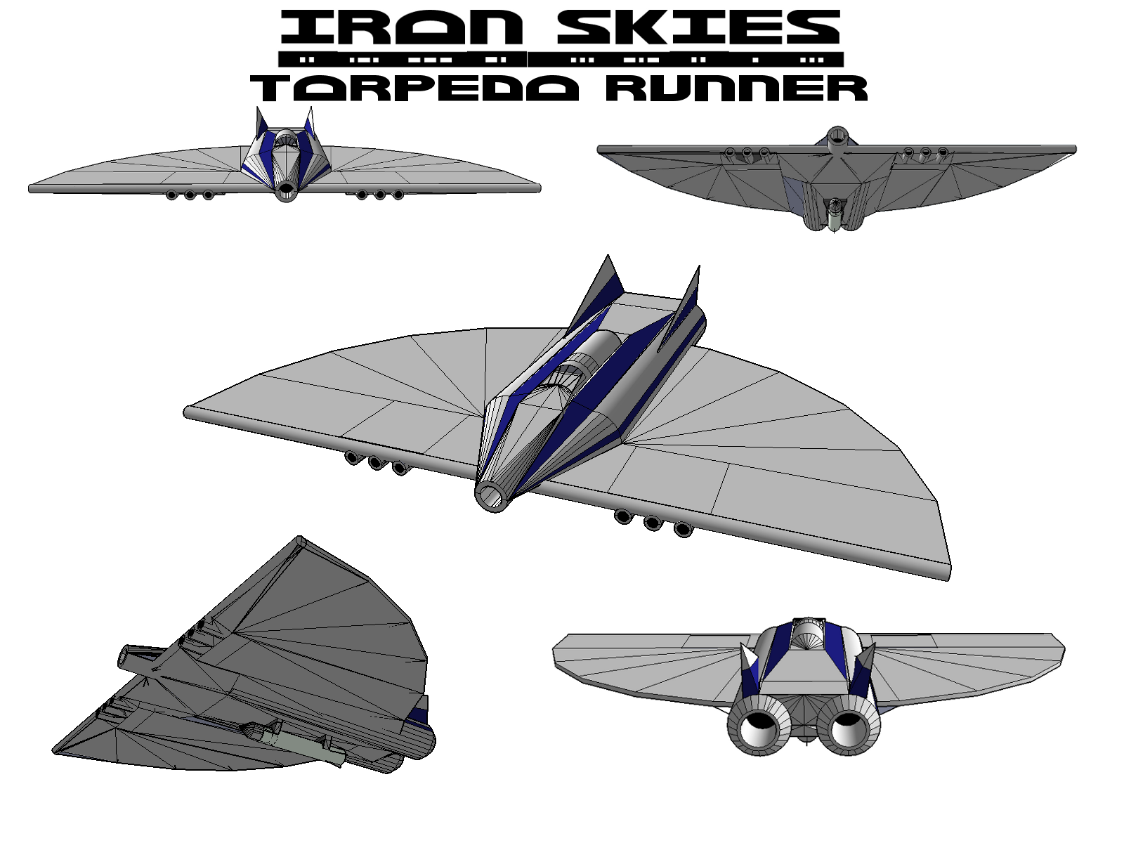 torpedo runner