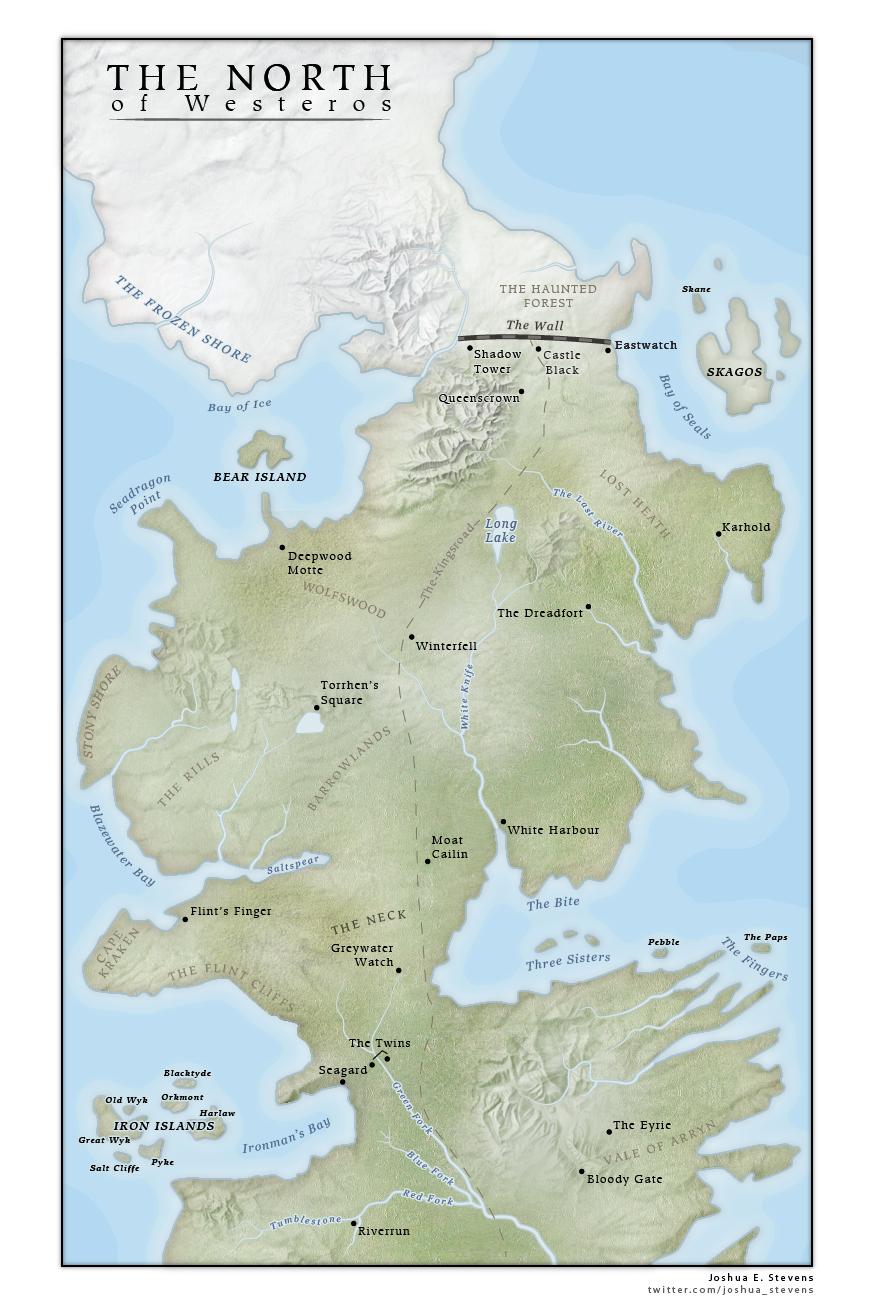 North Westeros