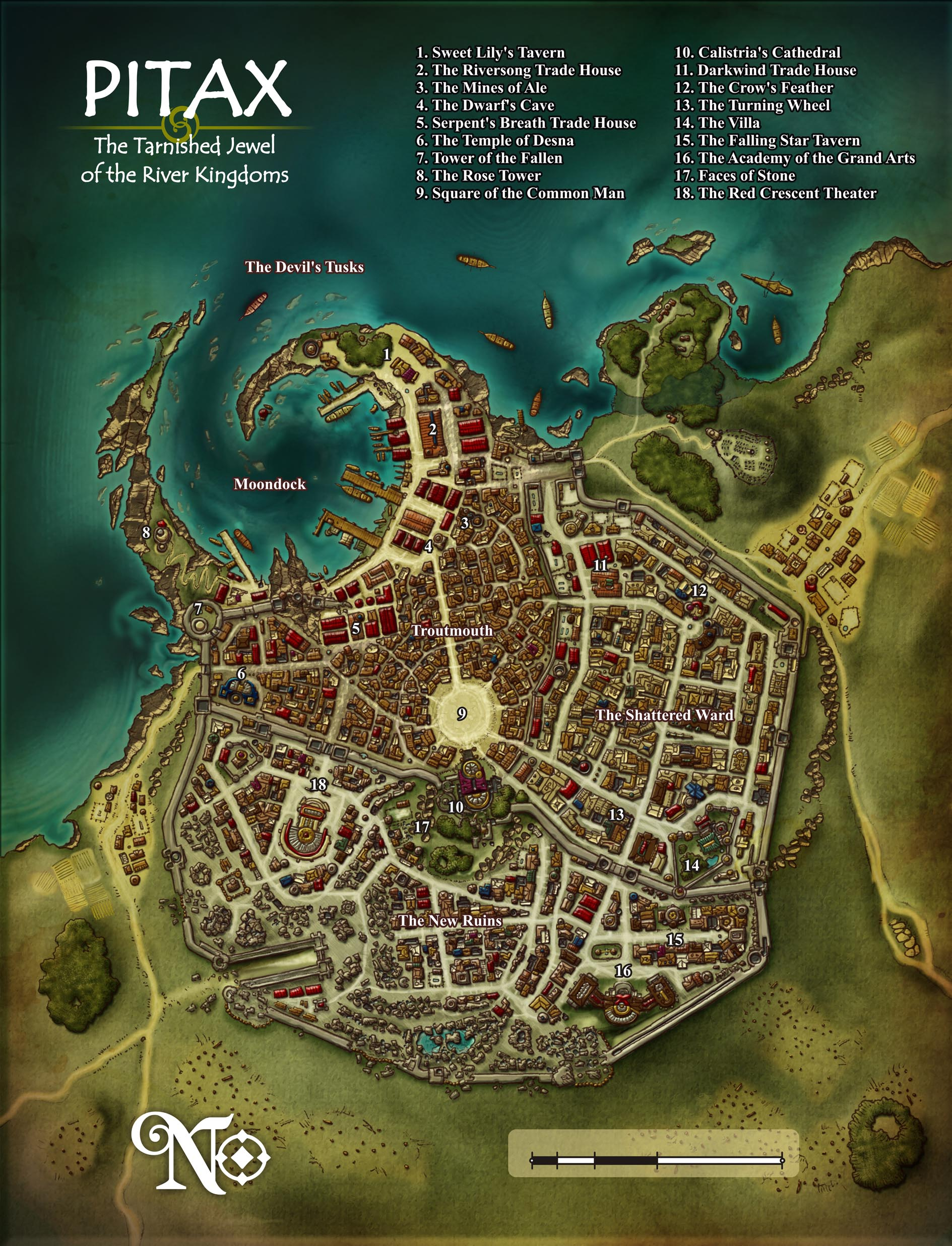 Copyright Paizo Publishing LLC.