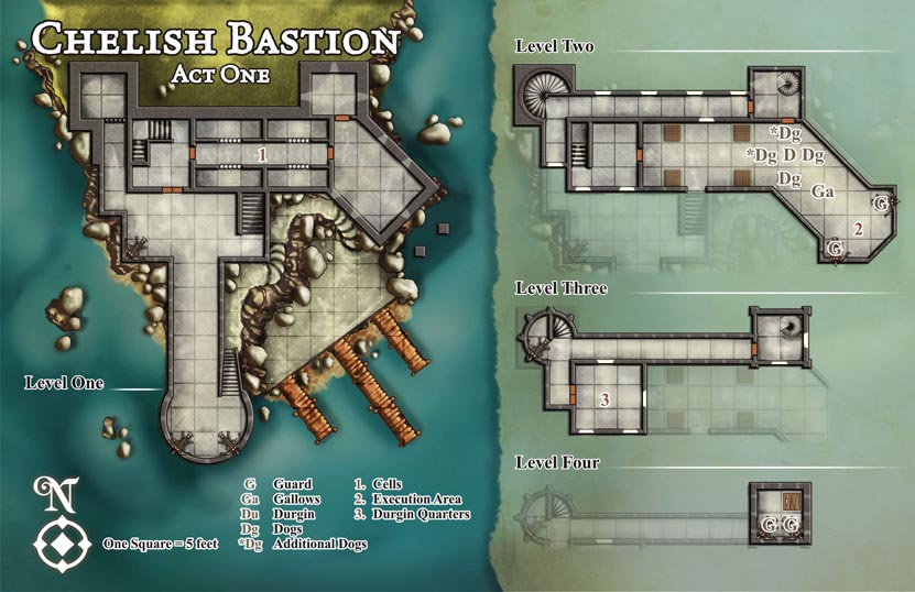 Copyright Paizo Publishing LLC