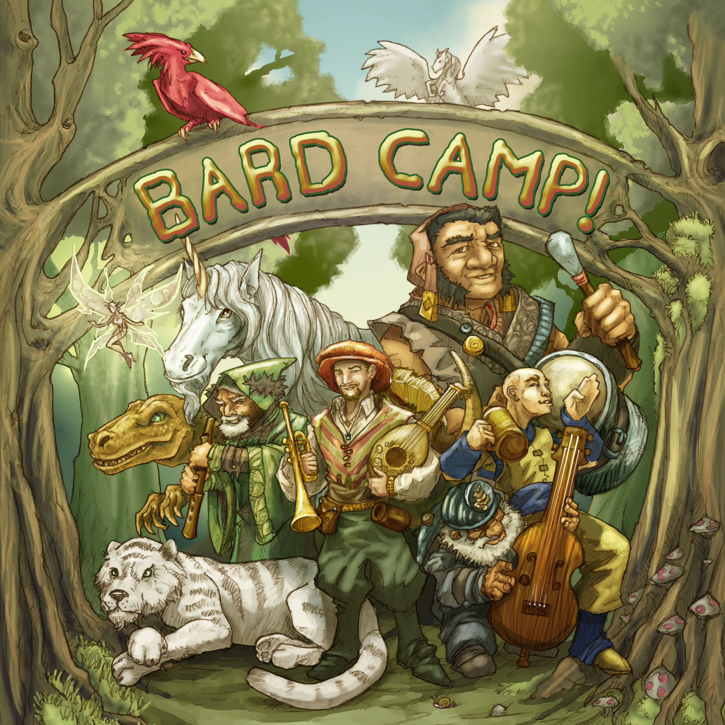 Bard Camp FwTitle