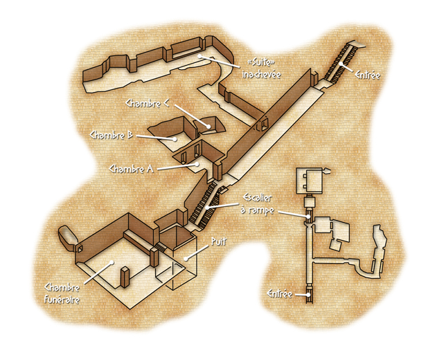 Akhenaton tomb - Oikoumene RPG (French)