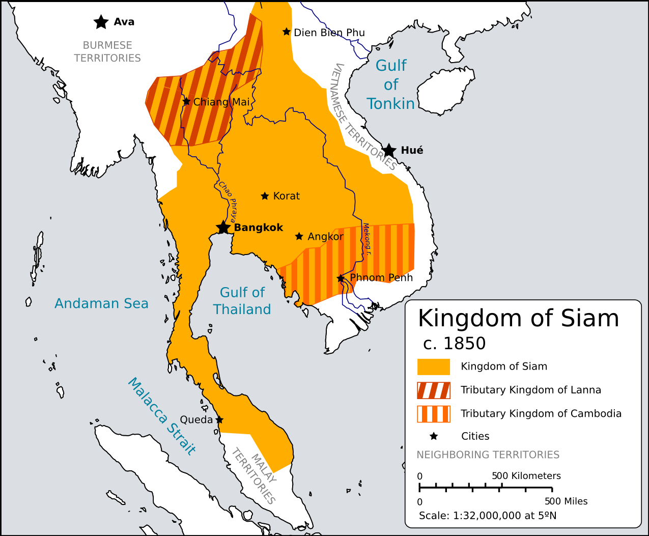 Kingdom of Siam