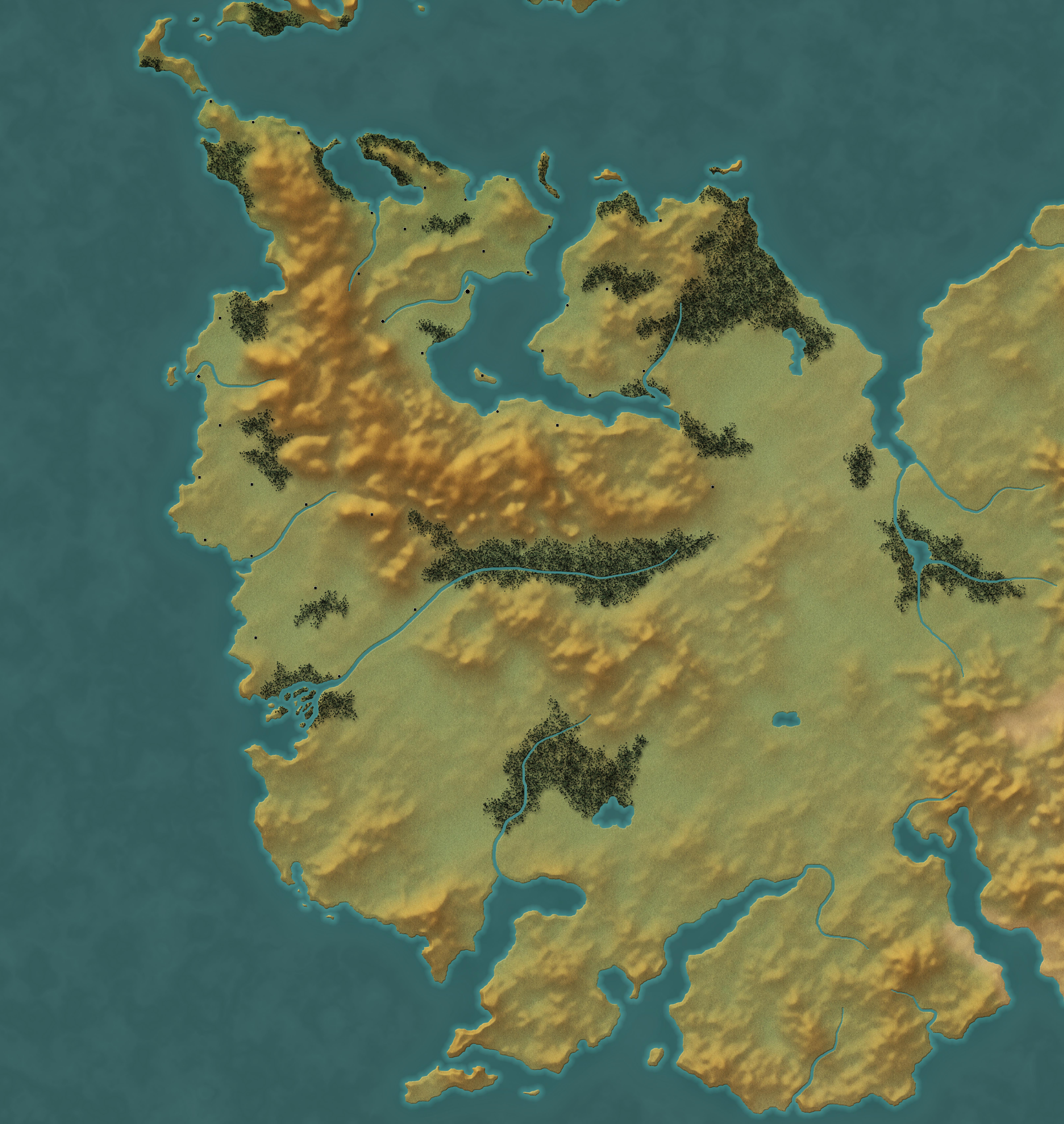 sample with city nodes...