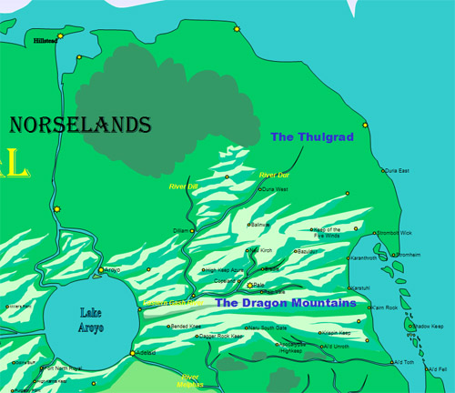 Norselands of the Thulgrad