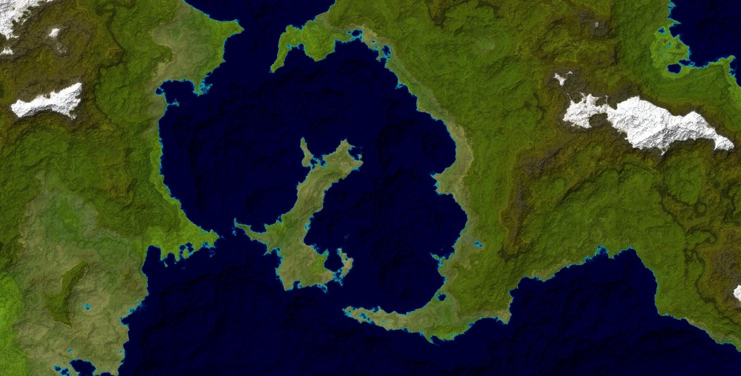Chroeia Terrain