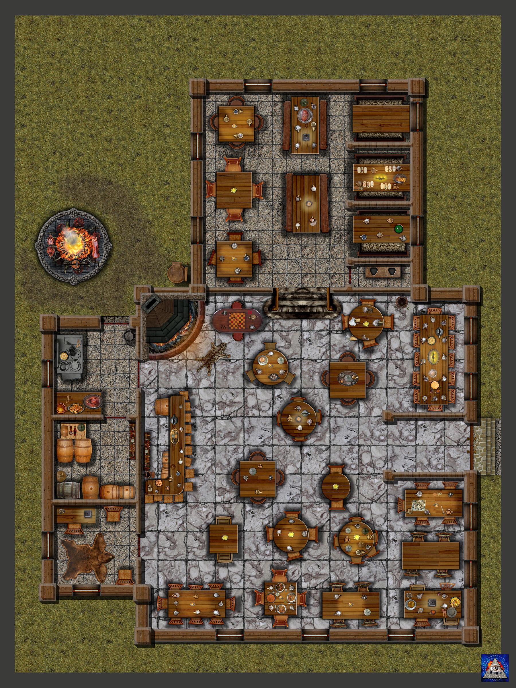 RedThorn Tavern bg