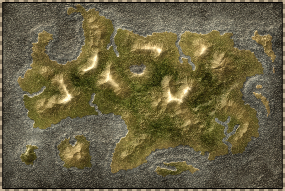 world map 004