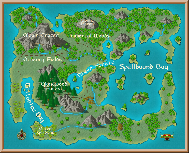 Watcher's Cove