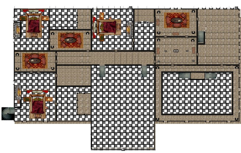lords manor 2 floor