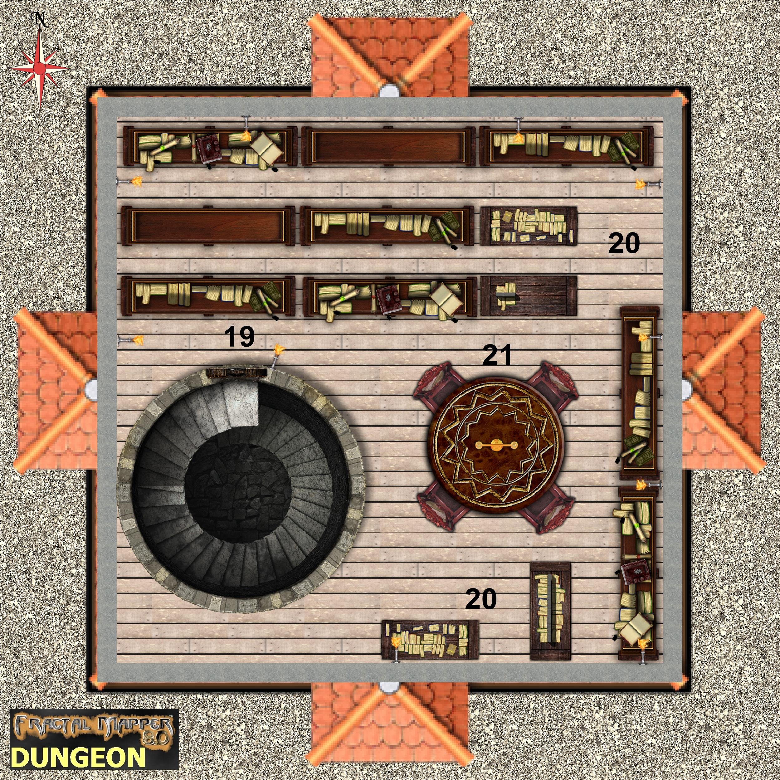 UnderhillCastleTower4S 2500