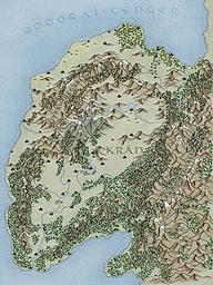 Ynev - Kran v 4.0 (Country Map)  Details: 1500x2000 (72 dpi)  Software used: Adobe Photoshop CS2  Made: 04-26-2012