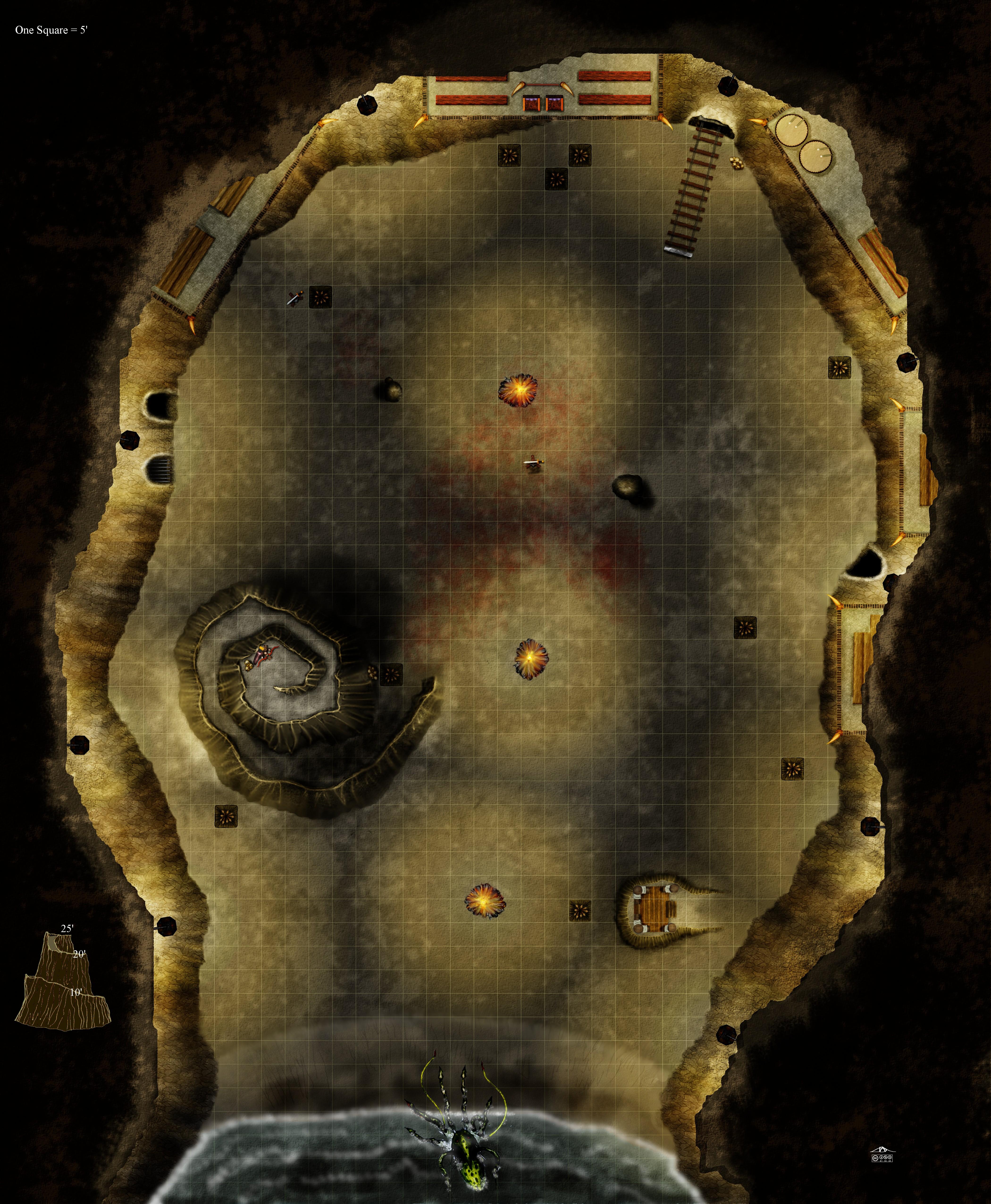 Cavern Arena