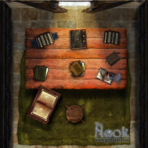 Book Map-objects 5-14-12 www.greytale.com