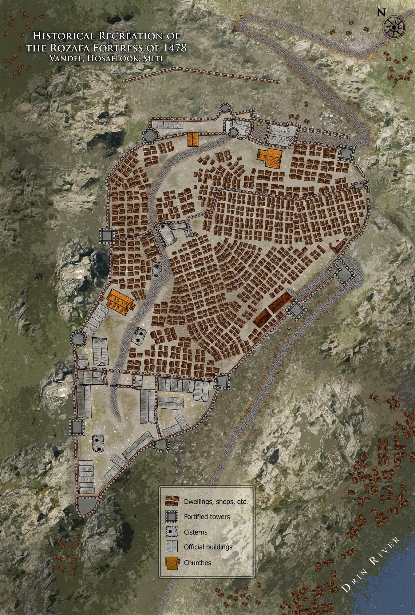 Fortress of Shkodra