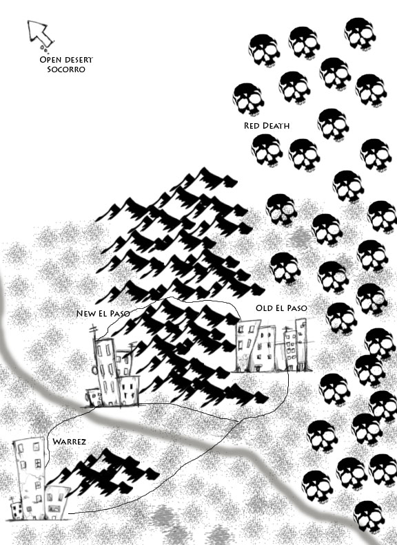 Three Cities of the Cross.