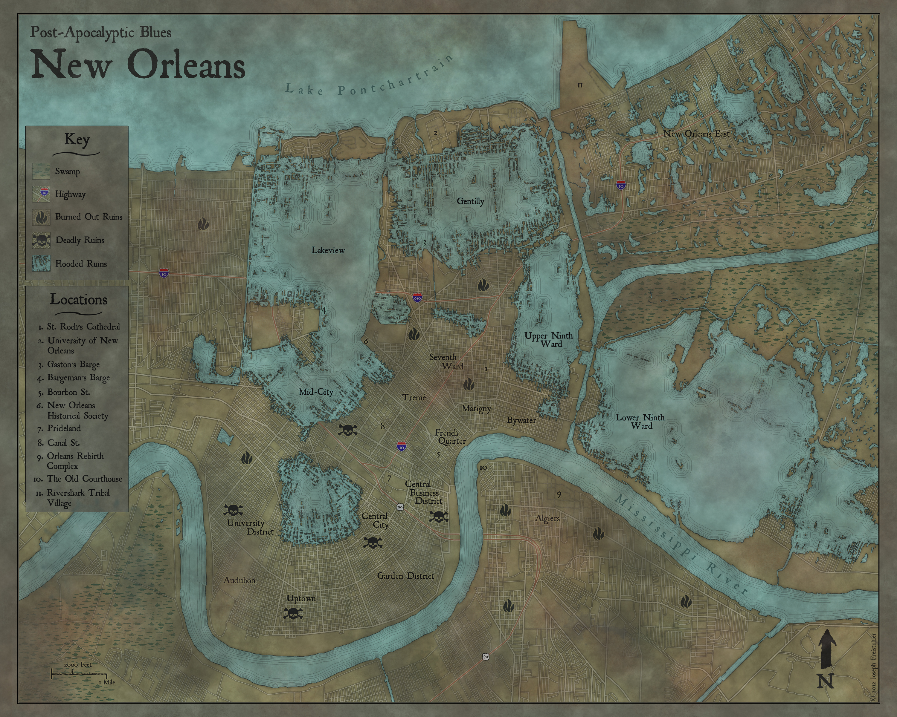 nola city overview map final