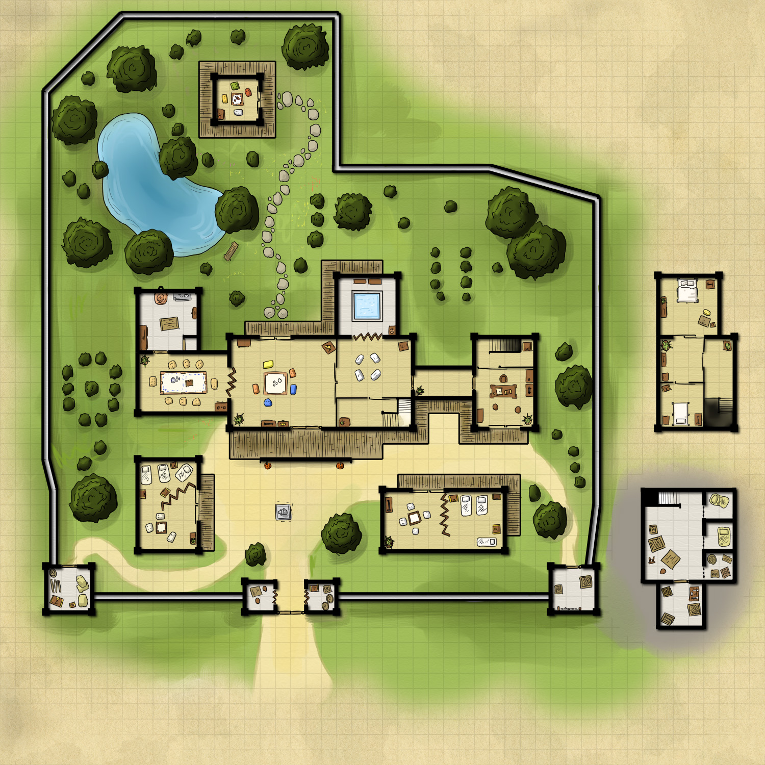 L5R: Magistrate's Manor