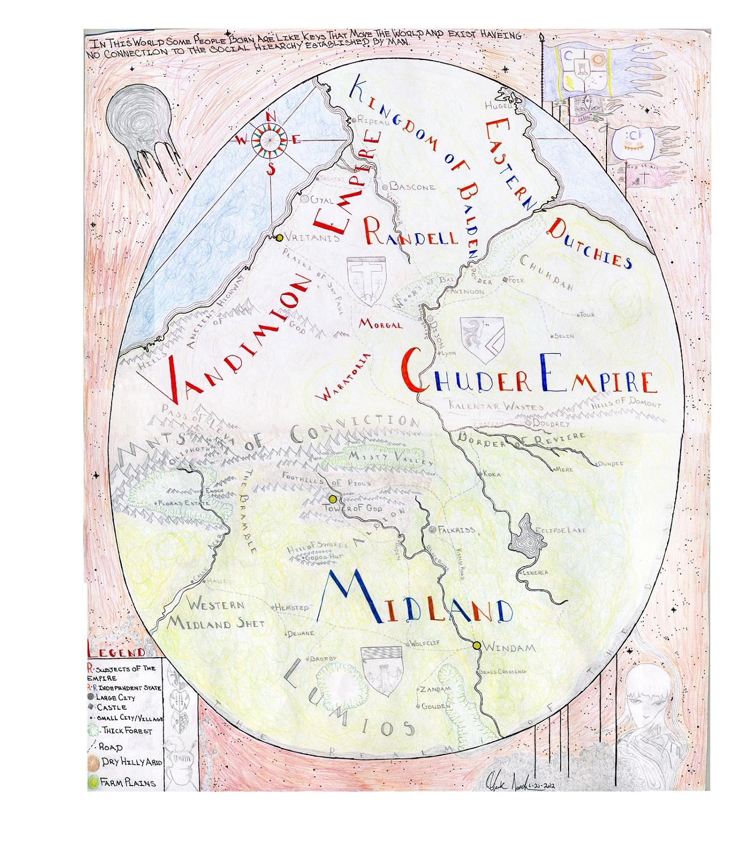 Berserk Map