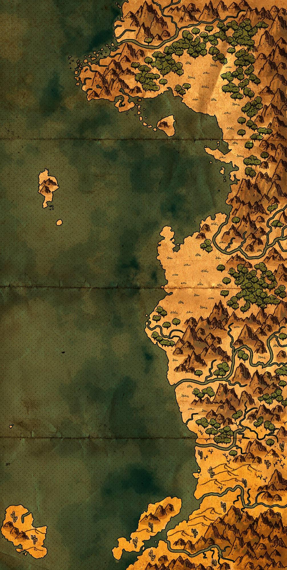 Lotrigen Coast