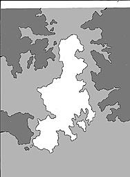 Japan Blank 2: It totally slipped my mind that I'd put this big landmass to the east of this island. Hmm. Do with it what you will.