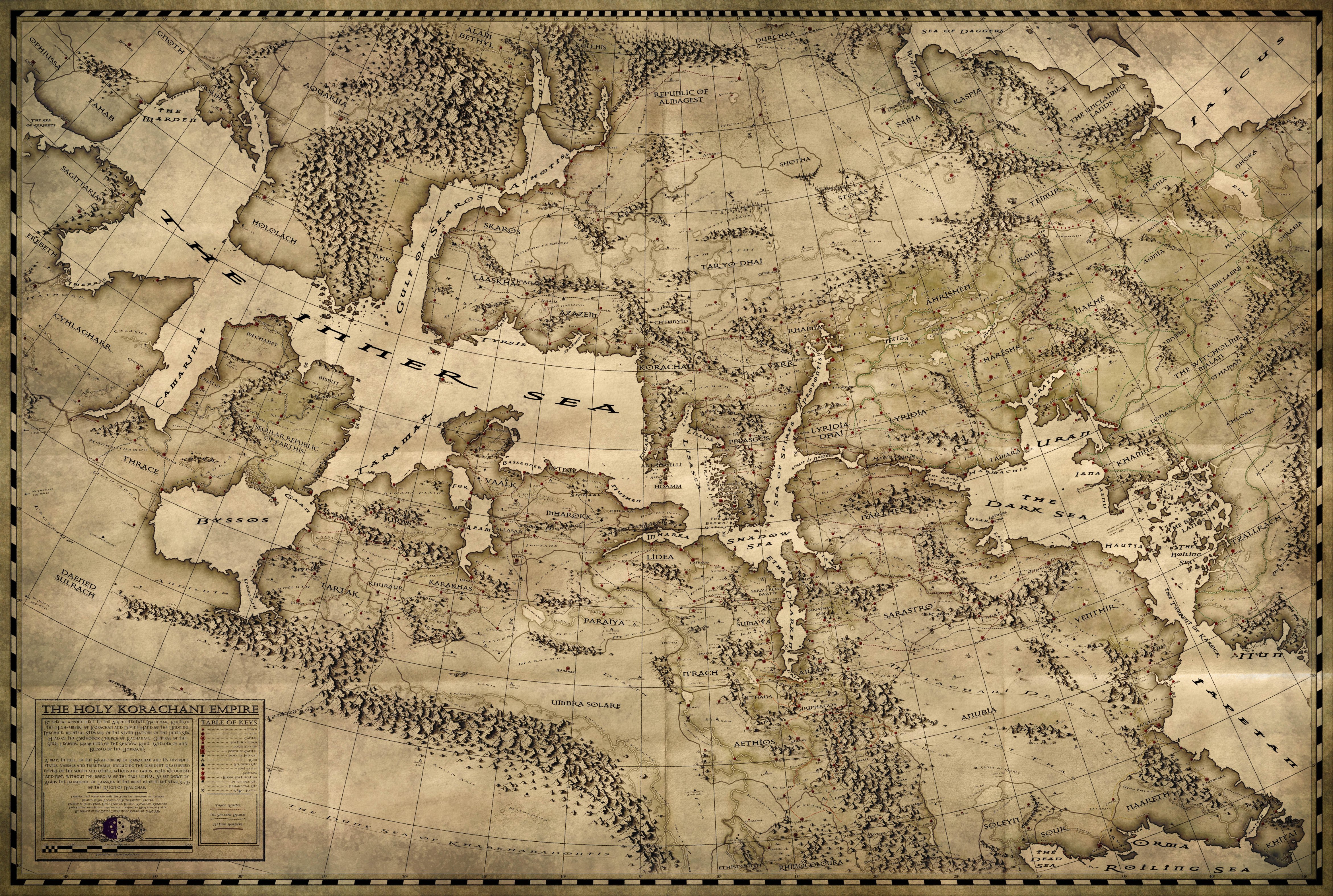 NEW   inner sea   map.