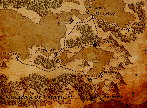 KingdomOfVerathiel, just a portion of the Pernith map.