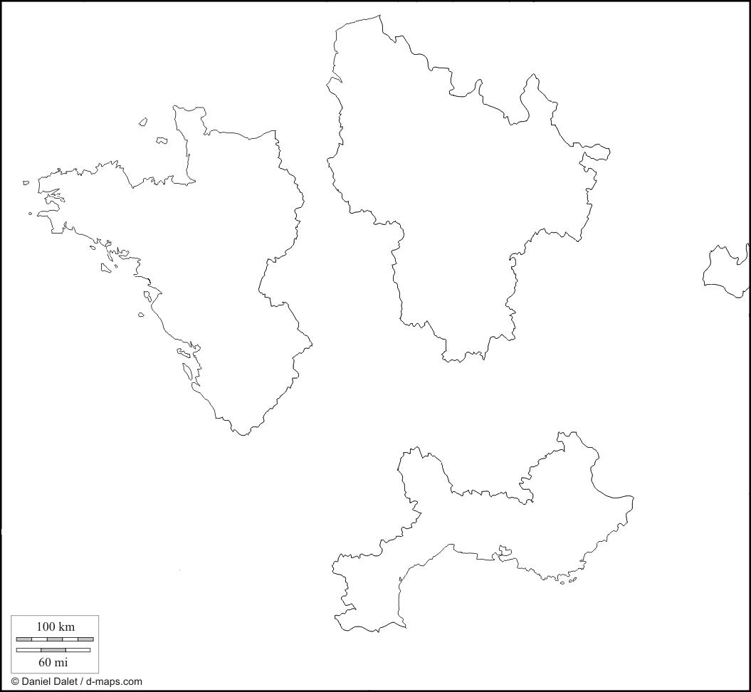 France islands 1: another complete world map from http://d-maps.com/