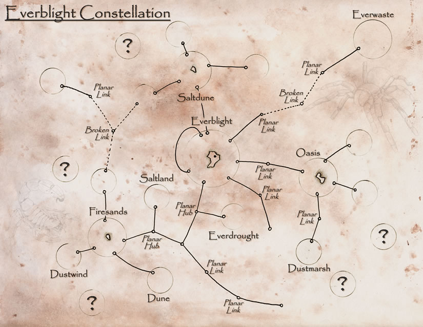 Everblight Constellation