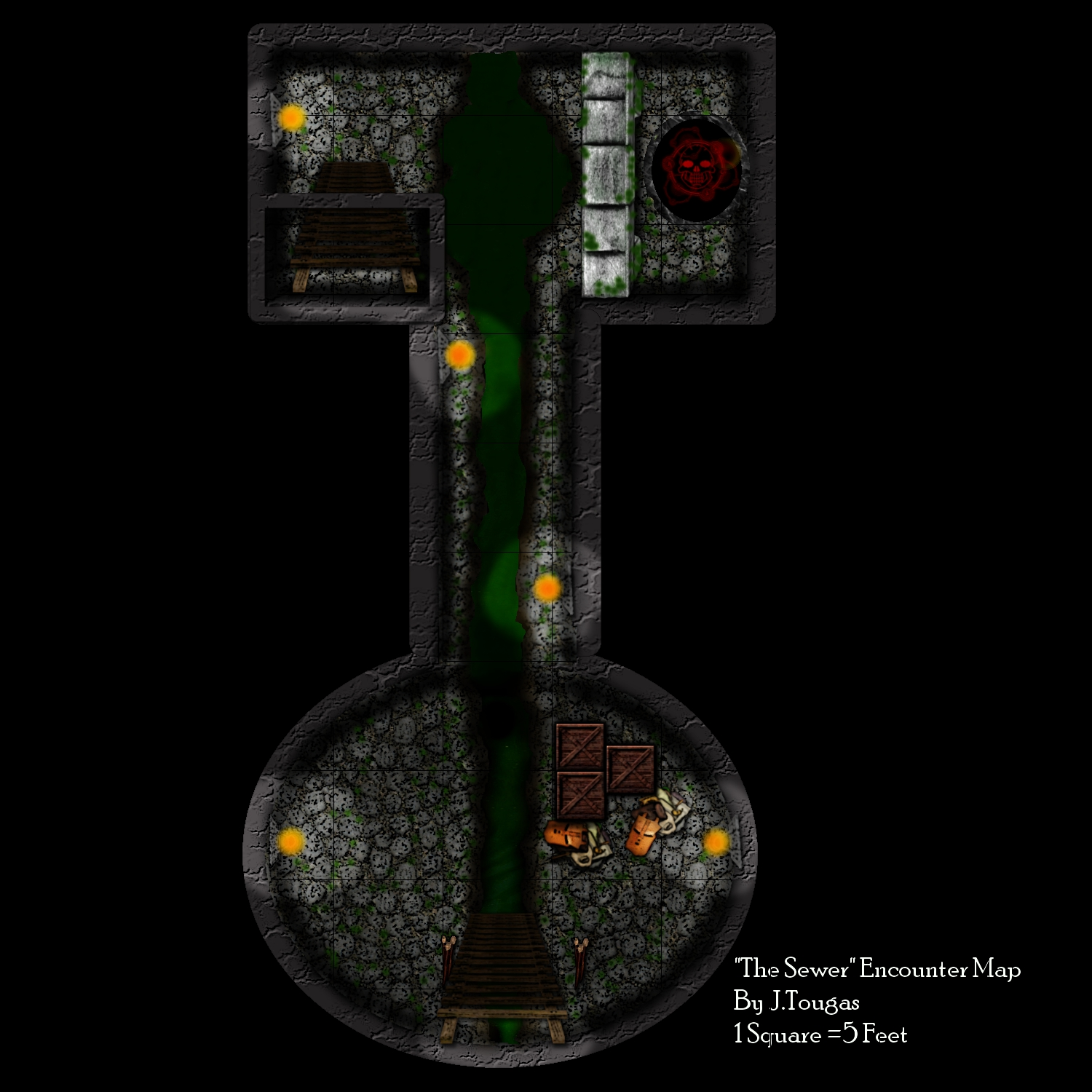 The Sewer Entrance