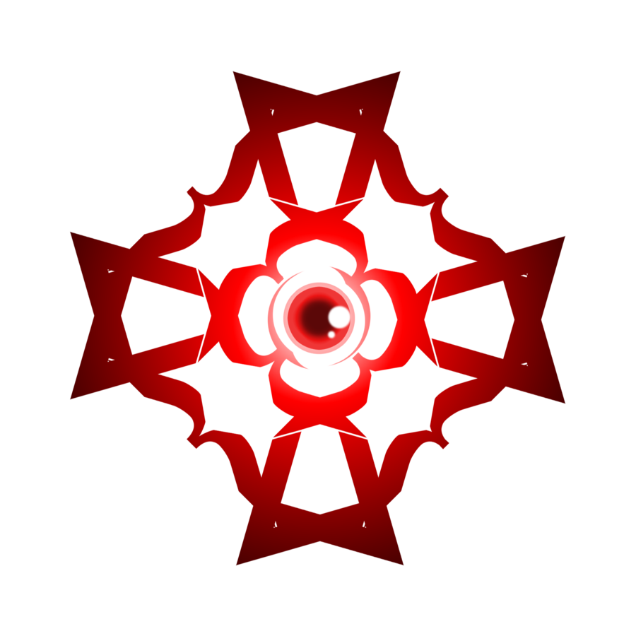 compass rose - red crusade by daevart