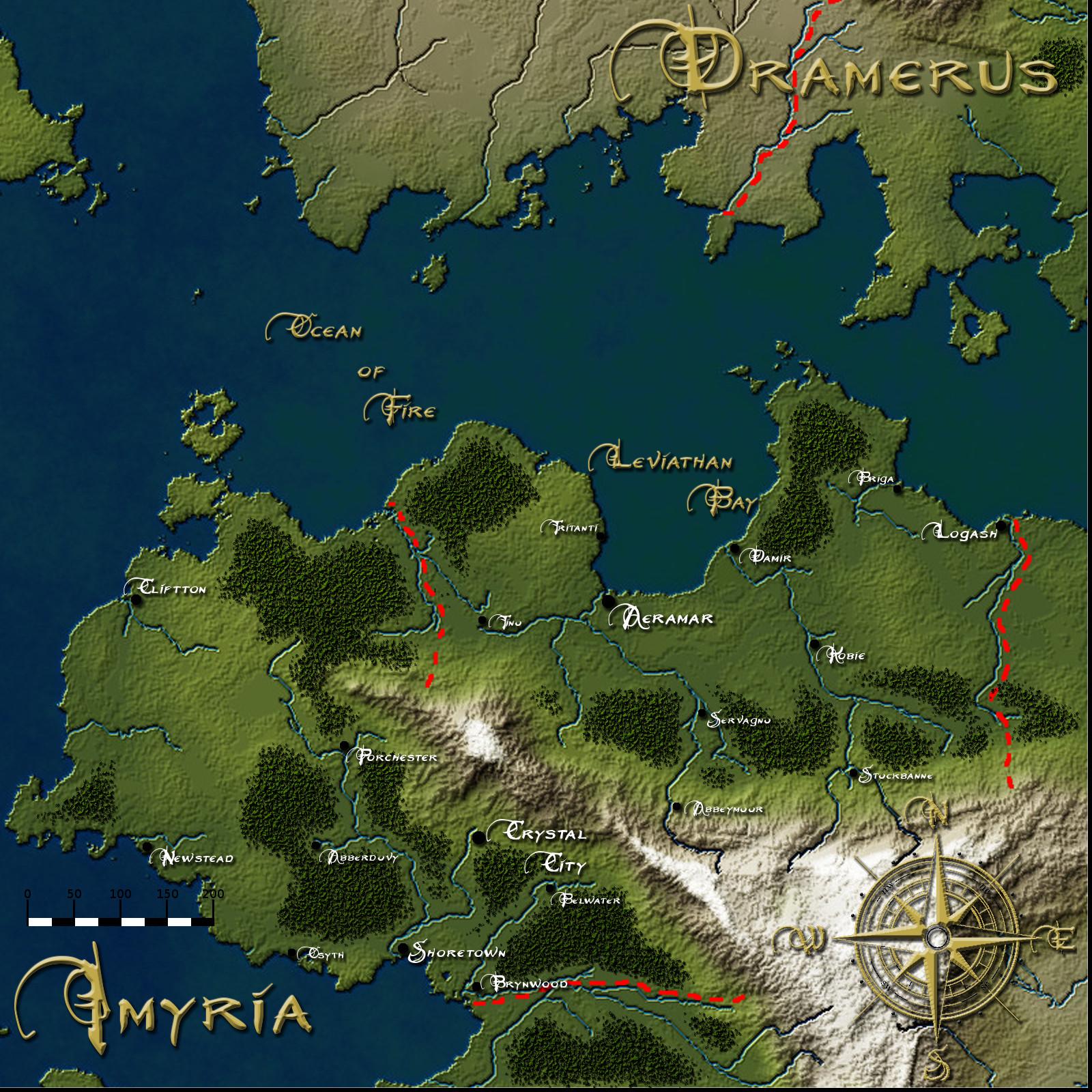 Imyria & Dramerus
