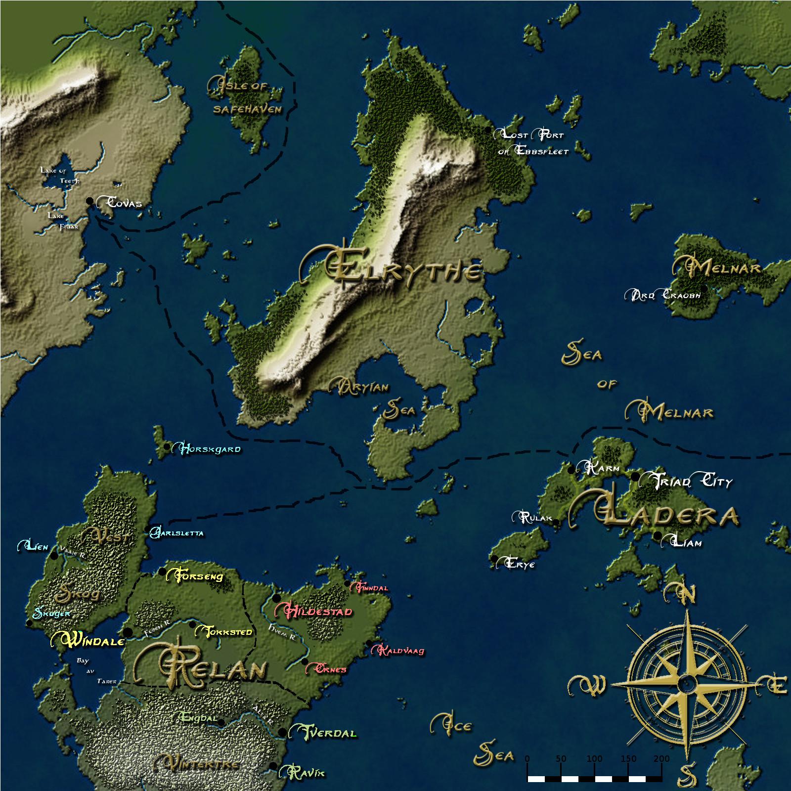 Island Region 2