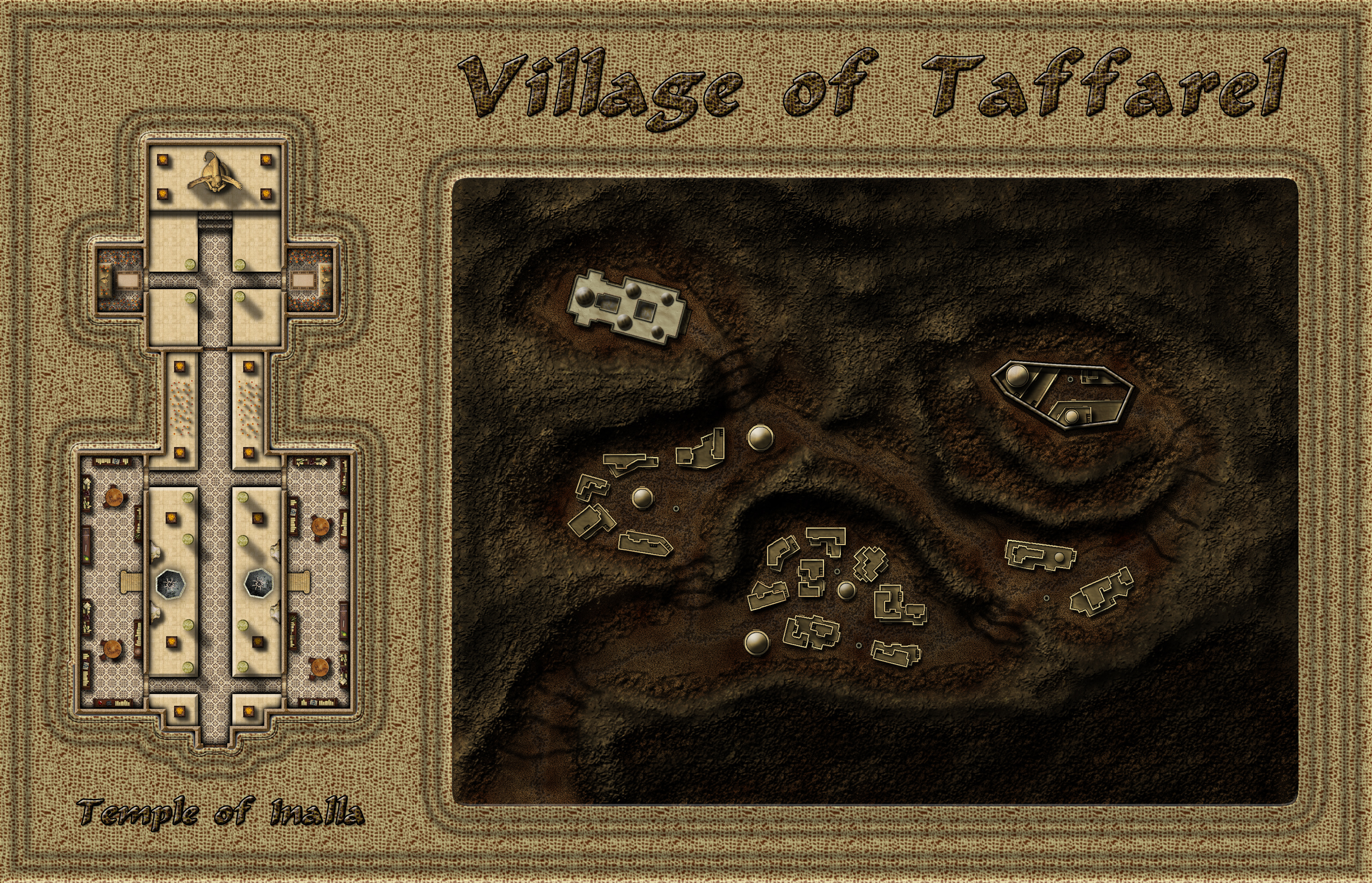 Village of Taffarel