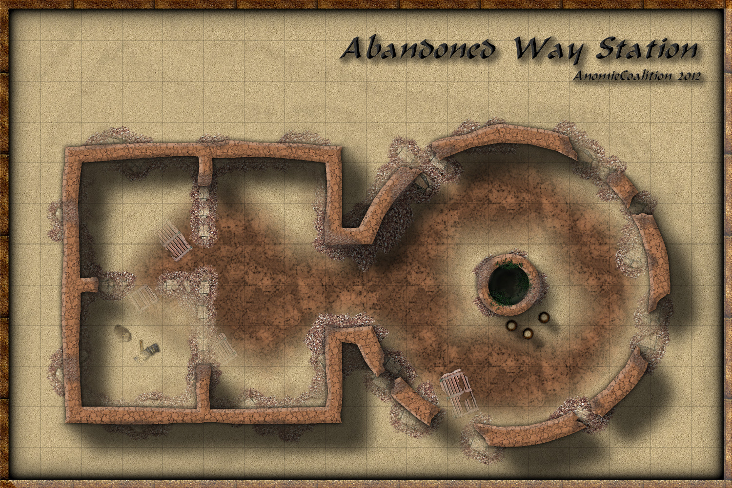 Abandoned Way Station