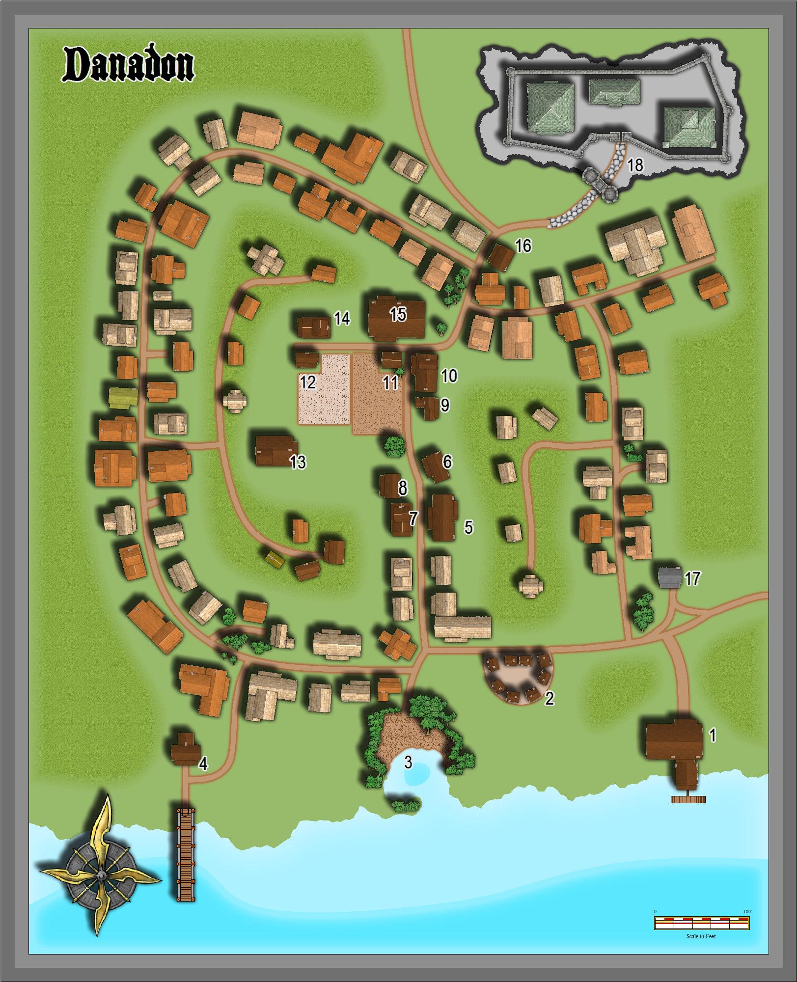 Danadon Village 2 b