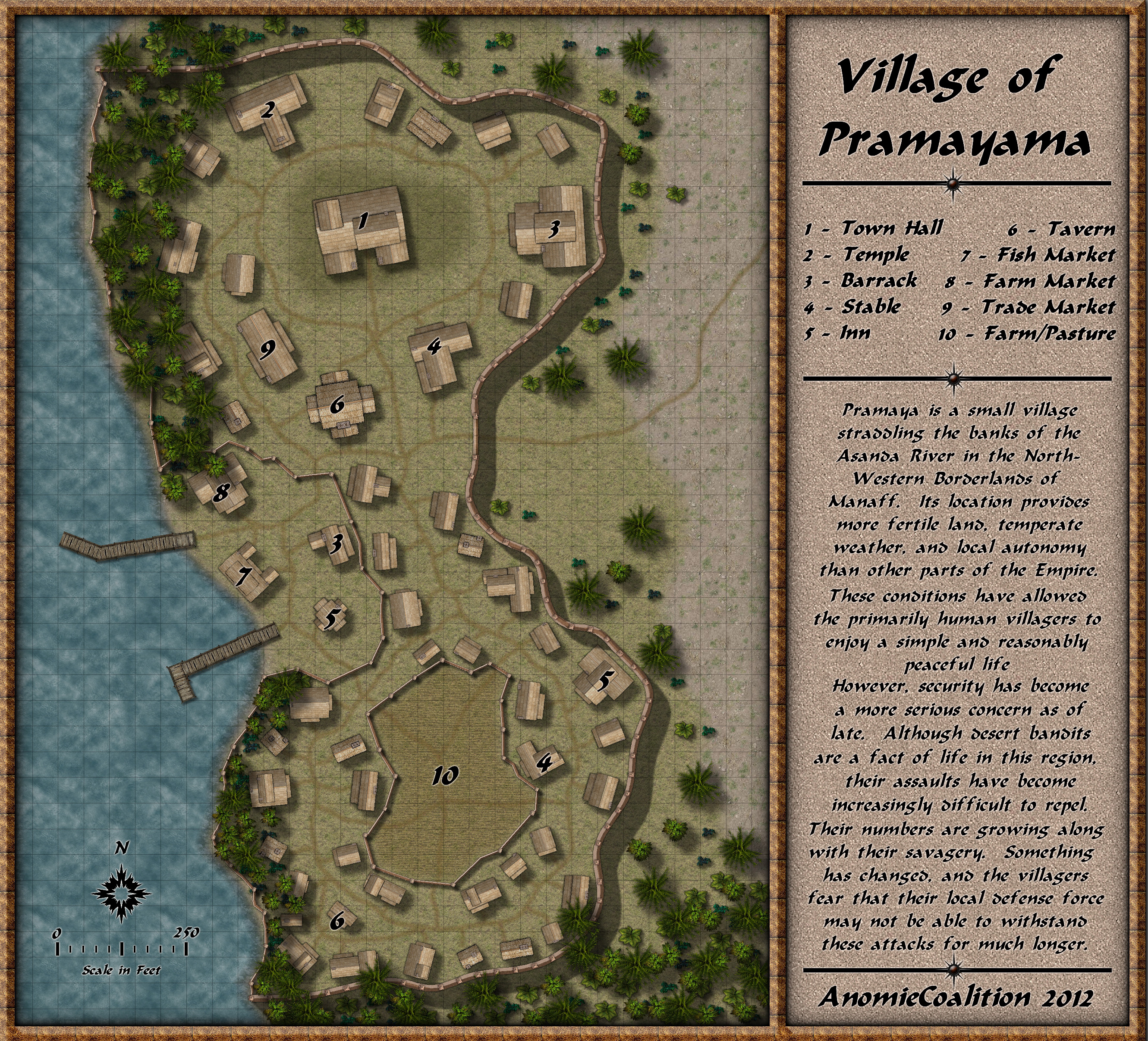 Village of Pramayama 