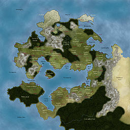 Continent of Thaloea 2