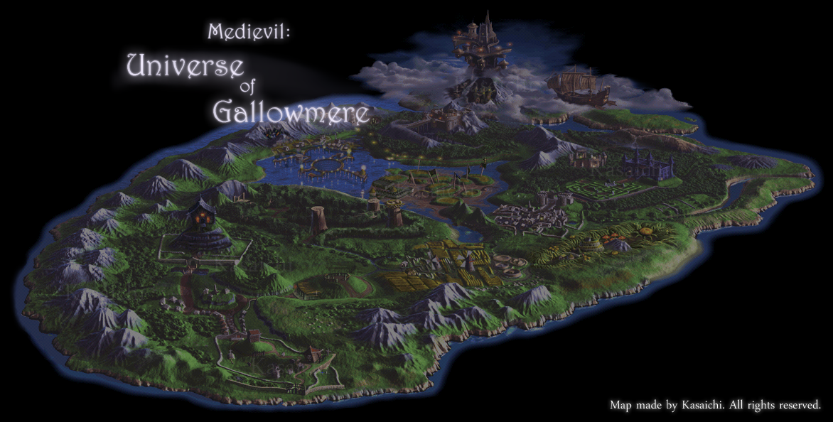 Universe of Gallowmere