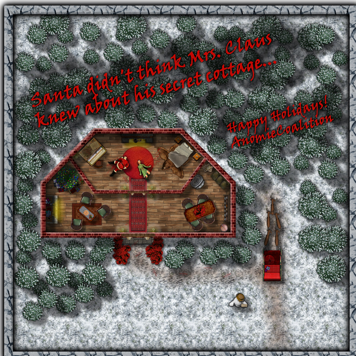 Santa Cottage