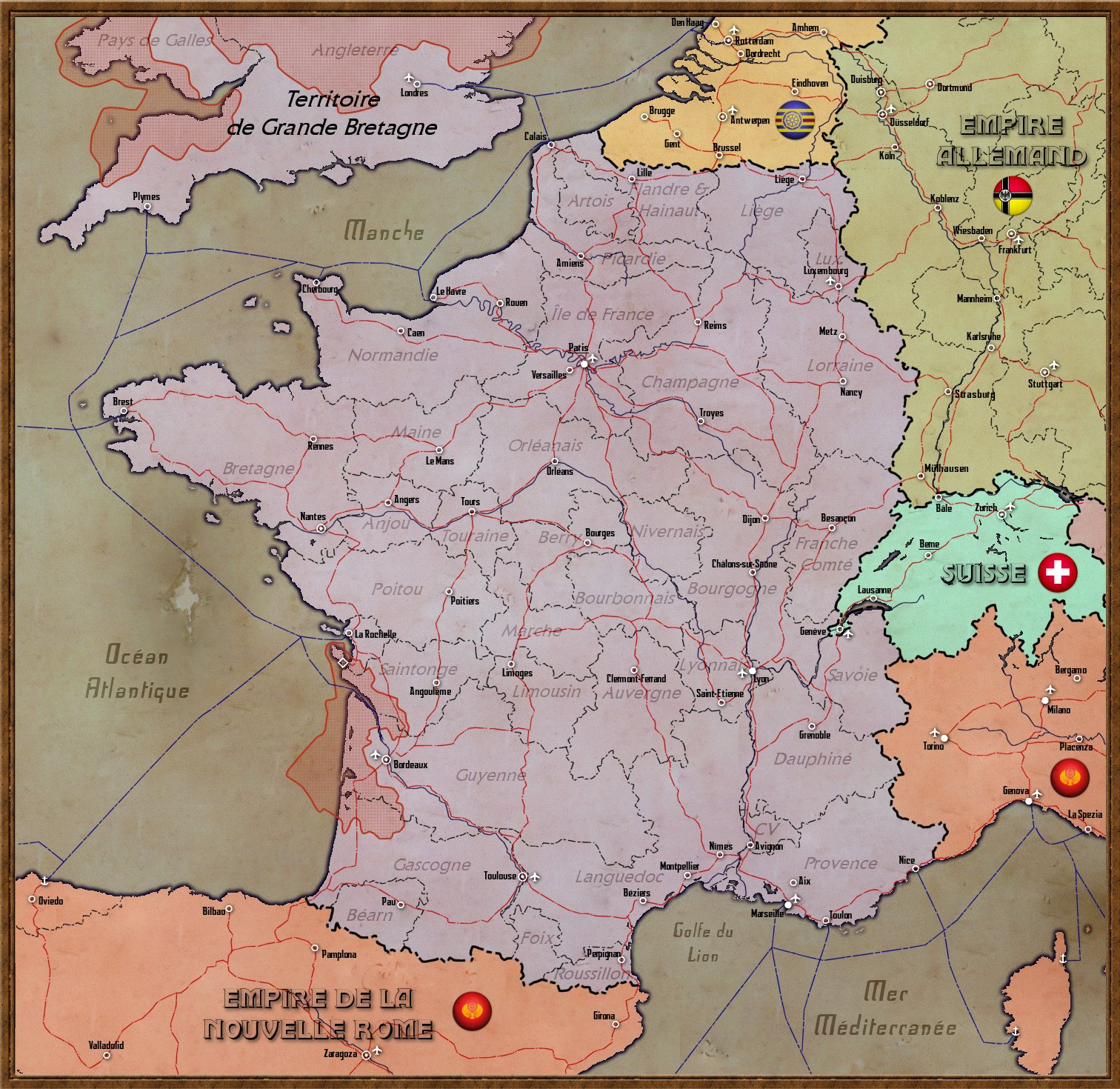 Elzevir France