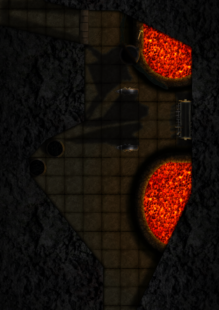 Duergar Forge