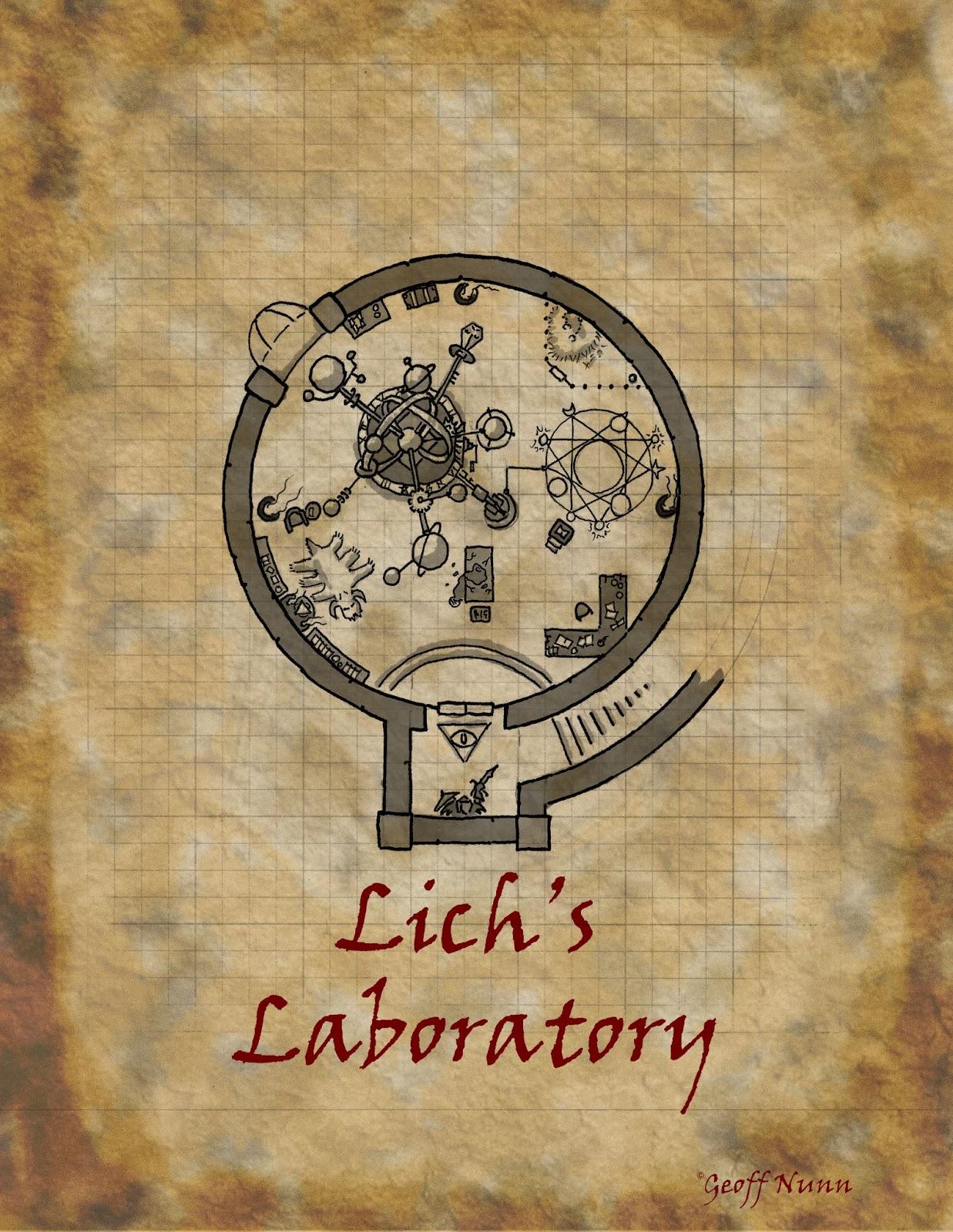 lich+laboratory