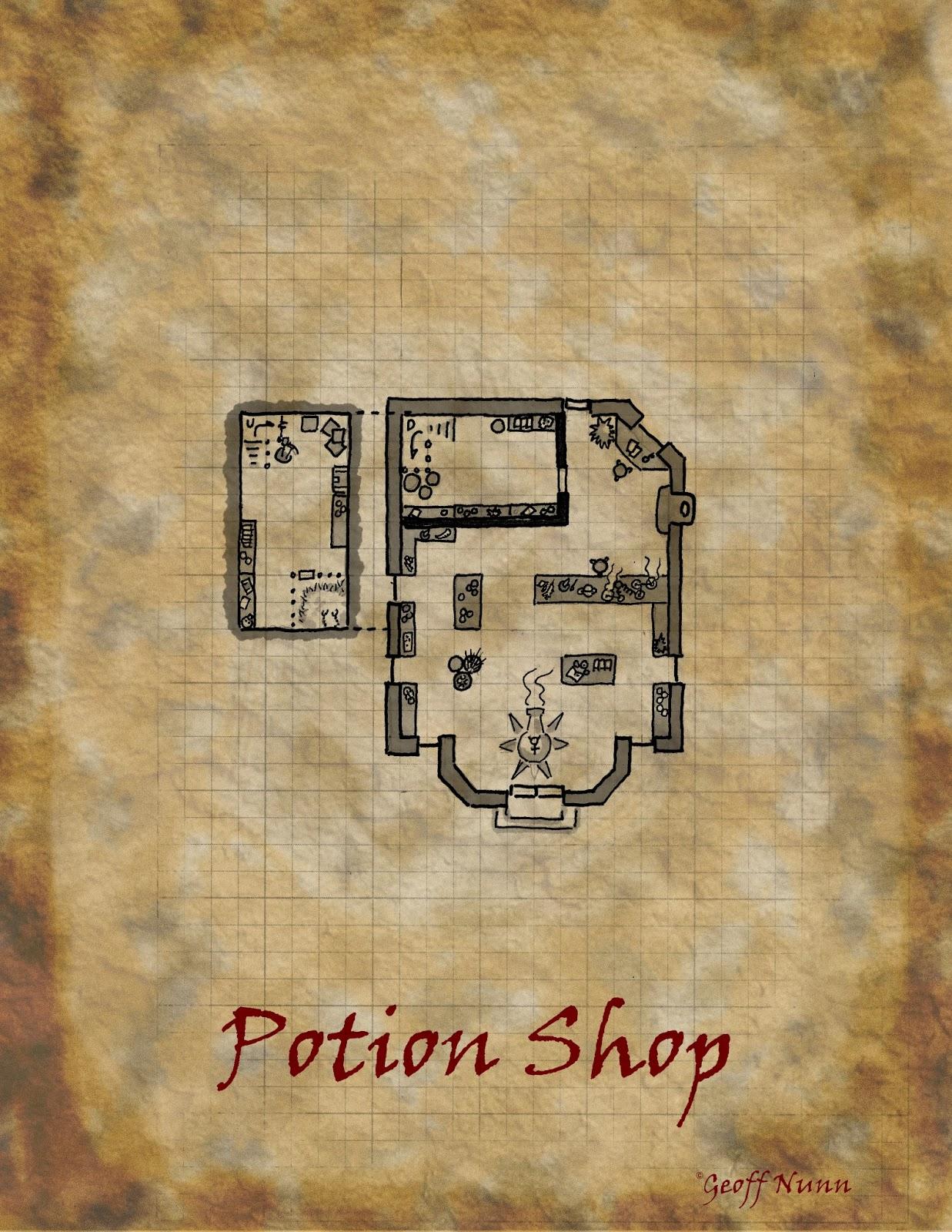 potion+shp