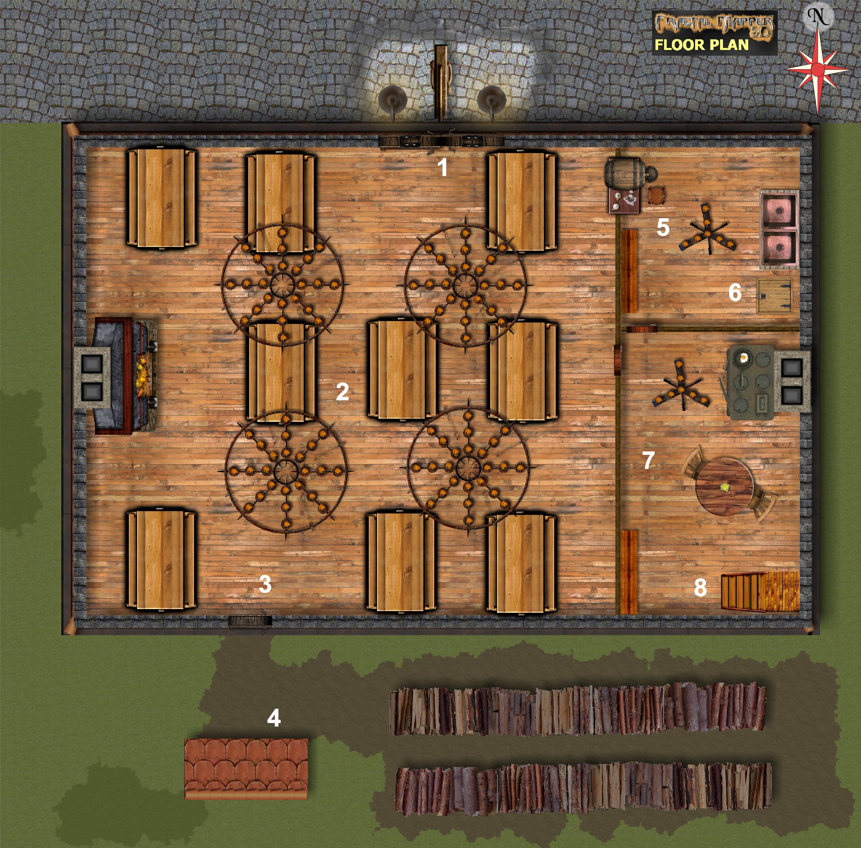 fjoermhouse 3000